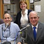 Dr. Peter Groffman, Jonah Triebwasser & Sarah O'Connell