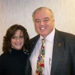 Fredlee Ann Kaplan and Bill Currie