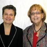 Debra Bonnerwith & Donna Robinson