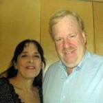 L to R: Eileen Charbonneau, Scott Meyer