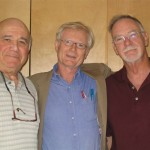 L to R: Mike Mazzarella, Mike Frazier, Dave Dobson