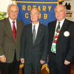 L-R: Jonah Triebwasser, Bill Dowden, Carl Dowden