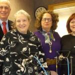 Jonah Treinwasser, Susan Goodman Goldstein, Dena Crane, Sarah O'Connell