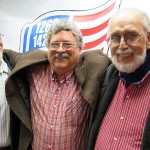 (l to r) Authors Jim Holmgren, Evan Pritchard, Bryan Bunch