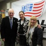 (l-r) Jonah Triebwasser, Susanne O'Neill & Kathy Kruger