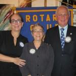 (l-r) Gale Wolfe, Susan Simon & Jonah Triebwasser